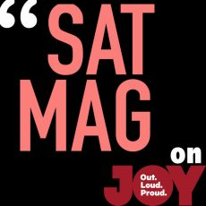 How a show like Saturday Magazine is pulled together