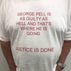 Macca's Statement on George Pell's Conviction