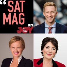 Higgins Candidates Panel
