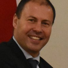 Federal Treasurer Josh Frydenberg
