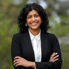 Samantha Ratnam from the Greens Party