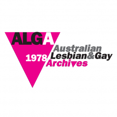 Australian Lesbian & Gay Archives Heritage Project