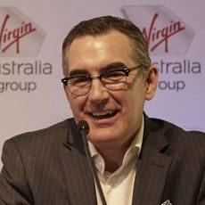 Paul Scurrah, CEO of Virgin Australia