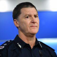 Victoria Police response to COVID-19