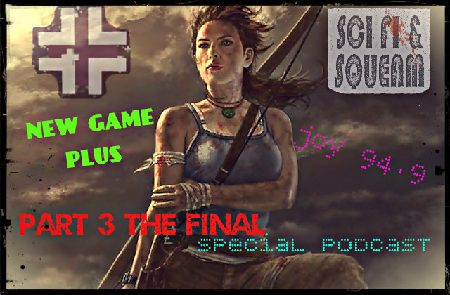 The Last  Level : Part 3 The Final Podcast with NGP Kirsty and Jason