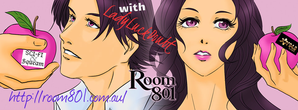 room 801 banner for podcast