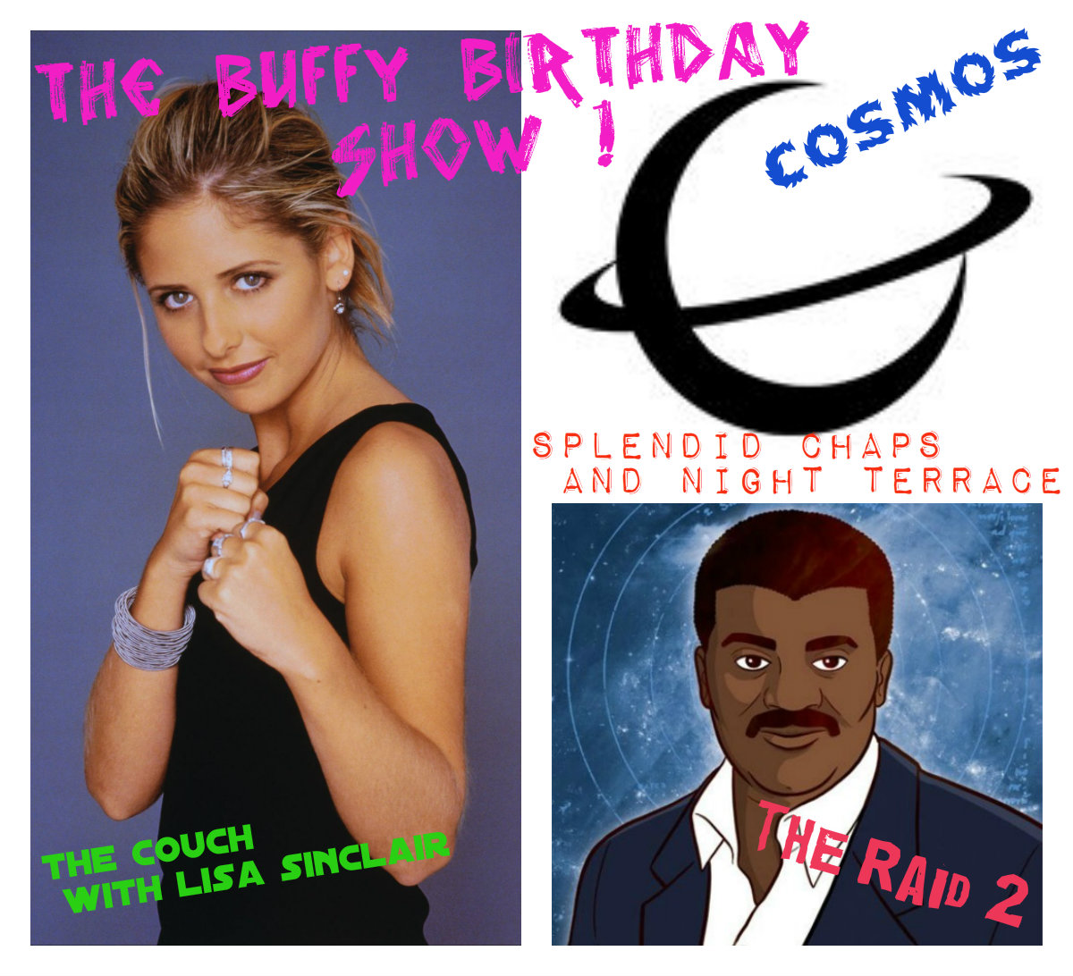 Birthday Buffy Show image for Podcast