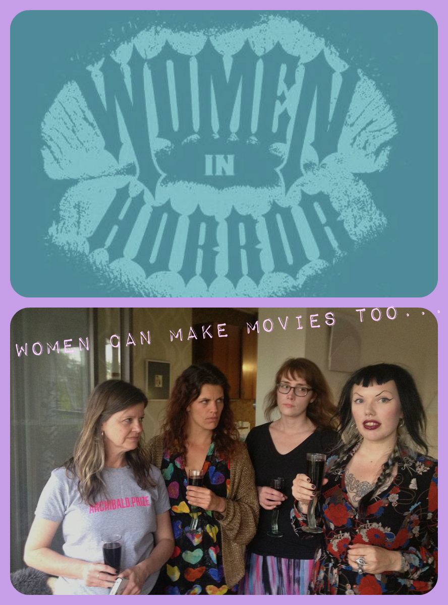 women in horror make movies too podcast