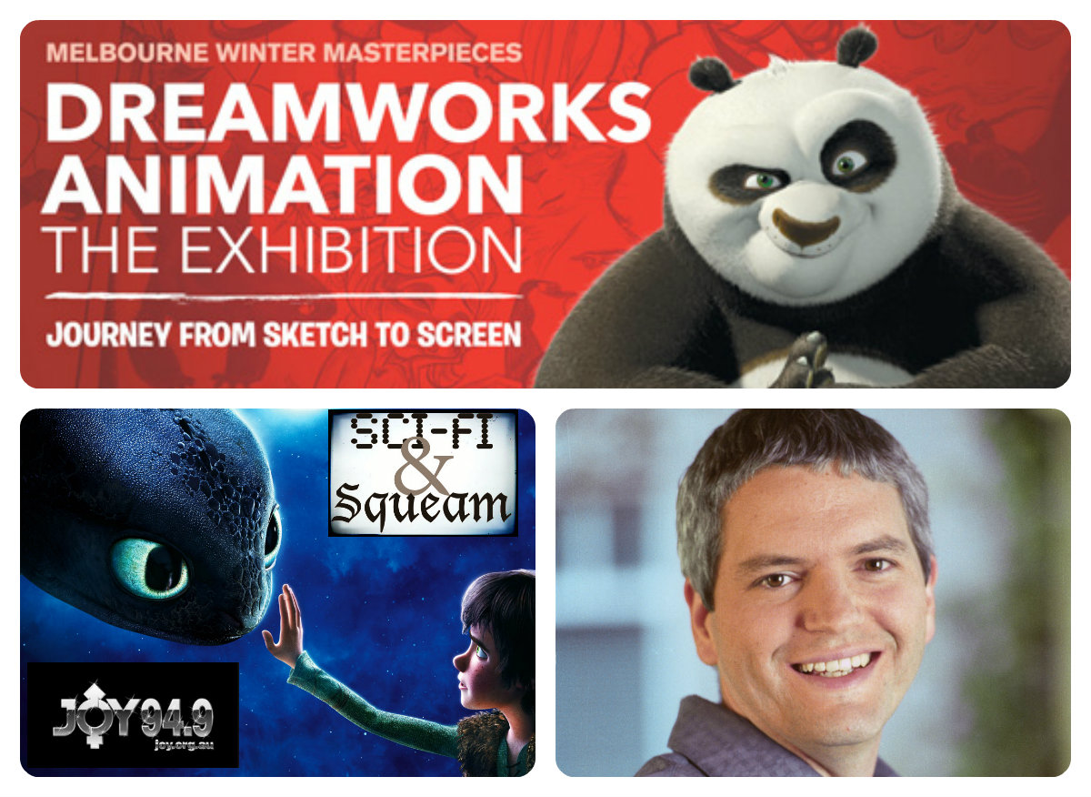 Dreamworks and Doug Cooper for Podcast