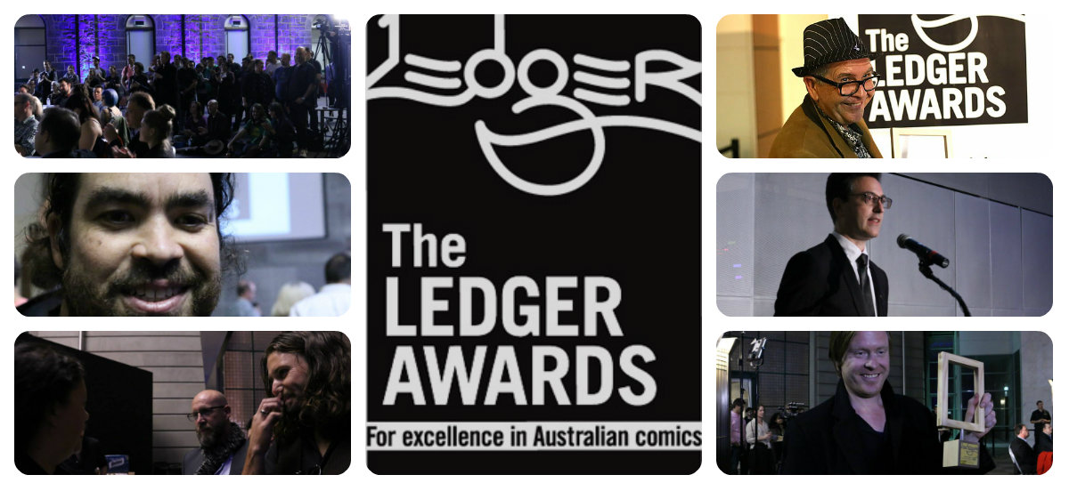 The Ledgers Awards 1