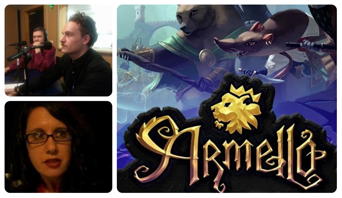 Armello with Laura and Jacek and Trent image1