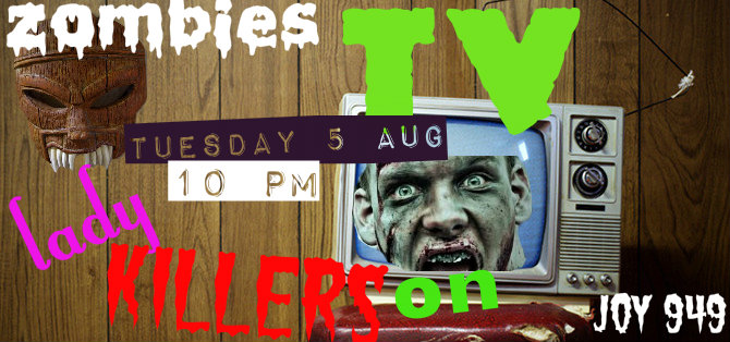 Lady Killers on Tv Zombies FB 1