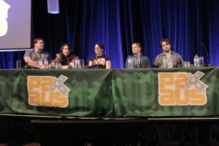 Women In Video Games: Improving Things for Everyone, PAX 2014