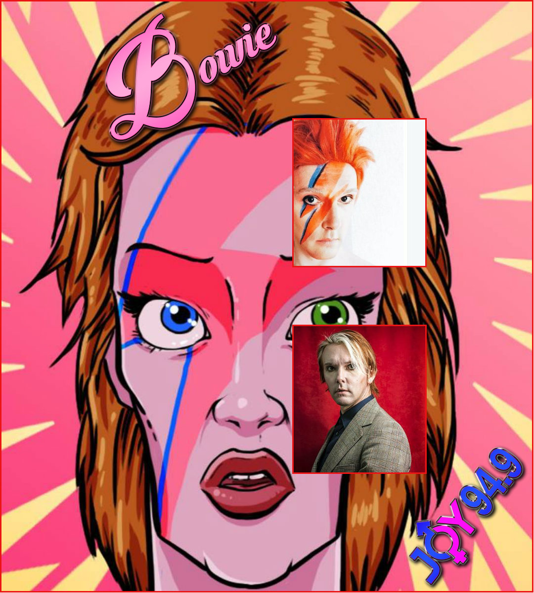 David Bowie Is with Will Brooker