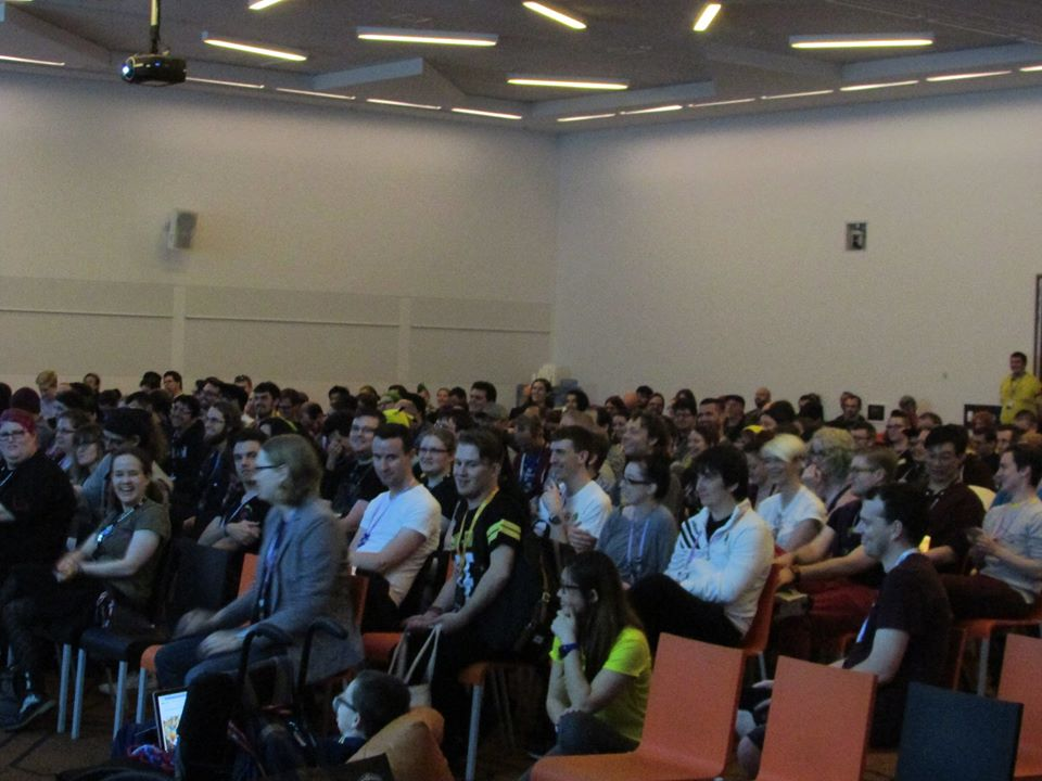 PACKED AT PAX 2015 Queer Geeks of Oz panel
