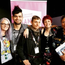 Queer Geeks of Oz : The Post PAX Panel de-Brief
