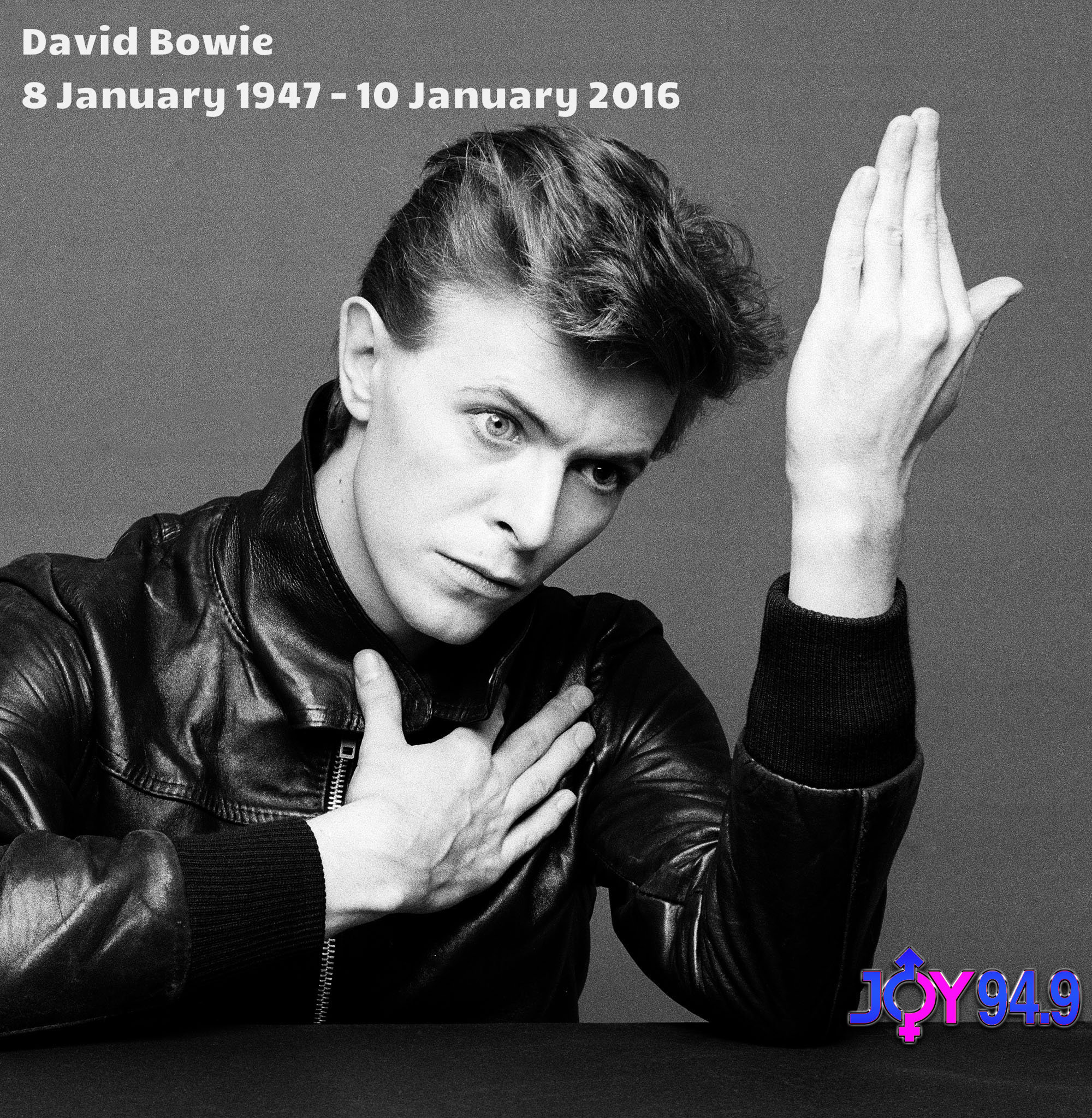 Bowie R.I.P