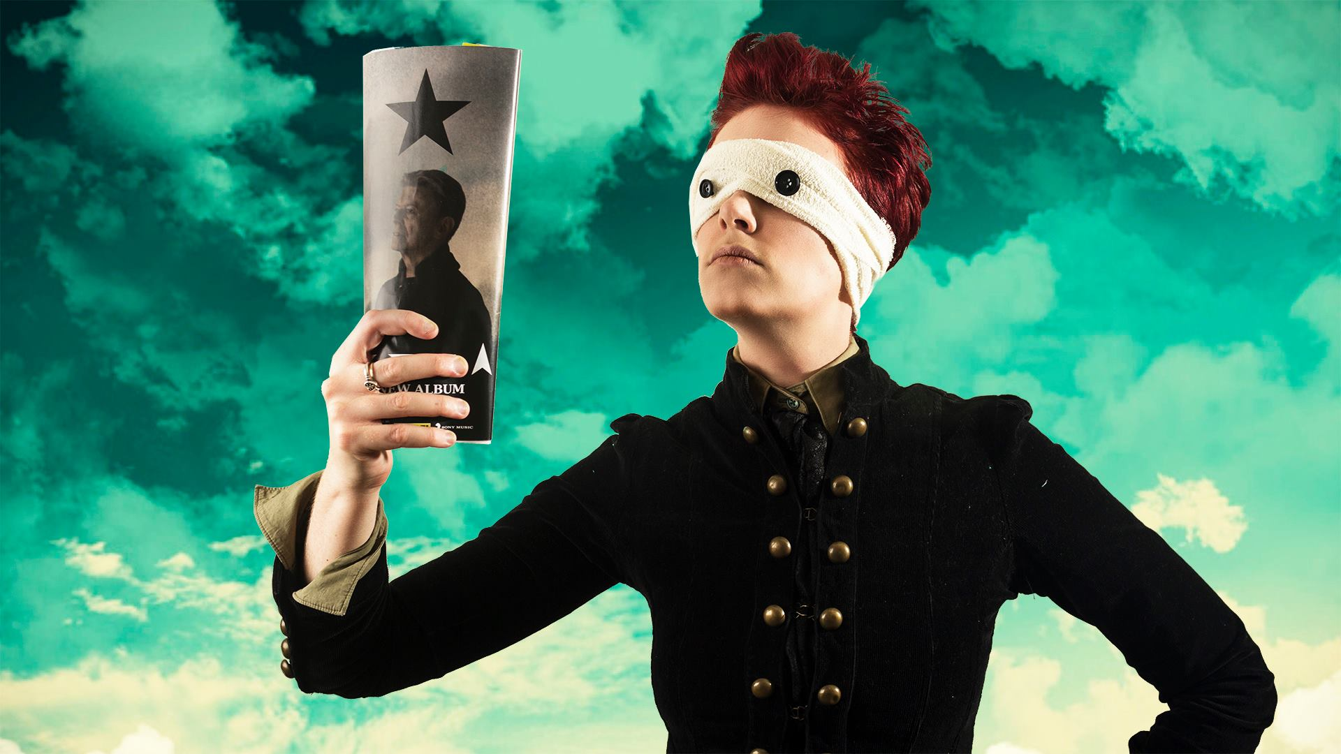 Photo Collection Black Star David Bowie Wallpaper
