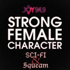 IWD 2016:Strong Female Character