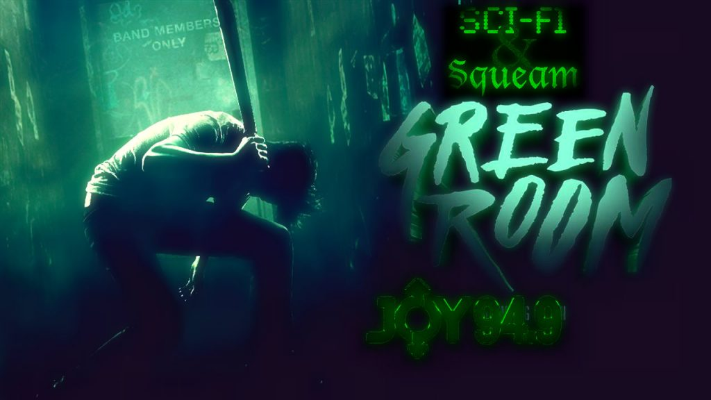 GREEN ROOM BANNER for Podcast 1