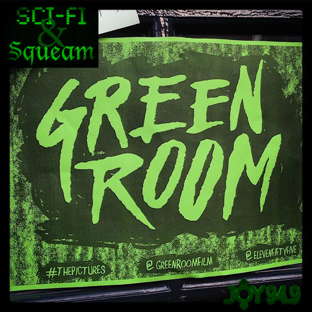 GREEN ROOM PROFILE for Podcast 1