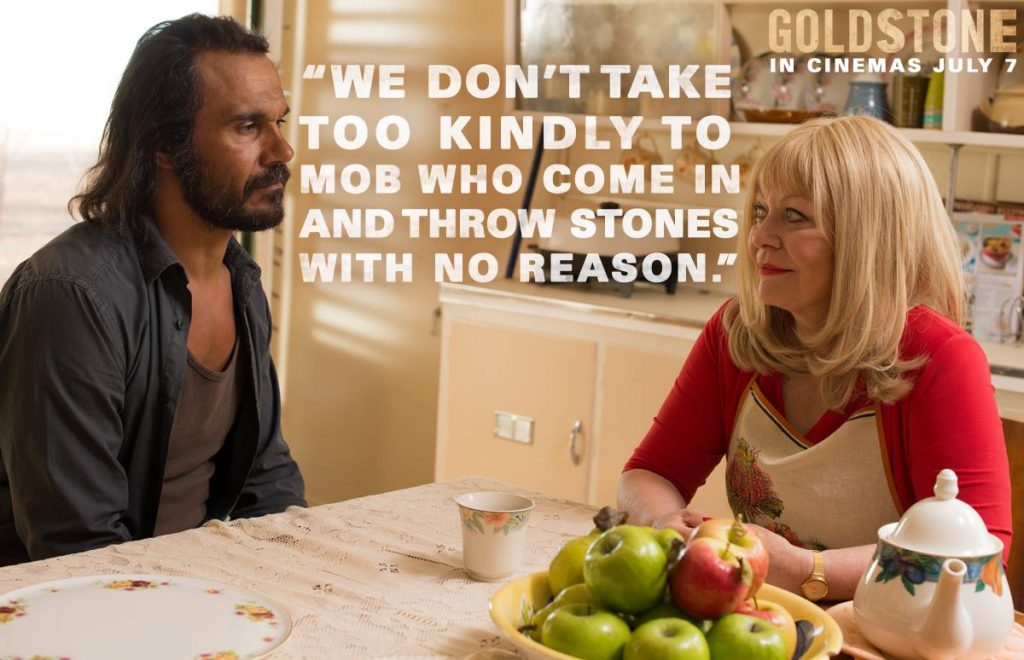 Jackie and Aaron in Goldstone 1