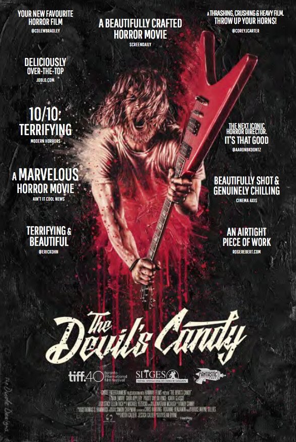 devils candy poster