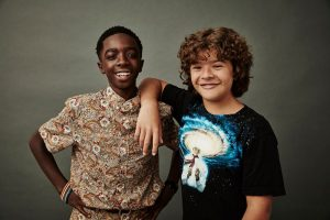 Lucas and Dustin 1