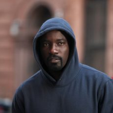 Luke Cage: It's Harlem, Baby.