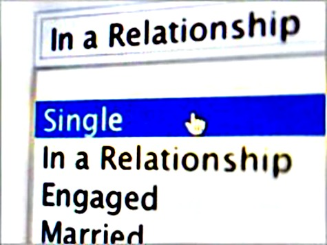 Relationship single and Single person