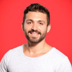 Alfie Arcuri (The Voice)