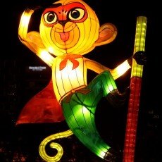 Southbank CNY Monkey (c) Betty Sujecki