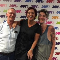 Camden Tilley shares his story and upcoming Midsumma show with Michelle and Jeff
