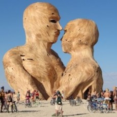 The F Word, Heide & Modern Love, Burning Man, New16 at ACCA