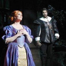 Stage Presence, MQFF wrap, Linden Art Prize, Lucia di Lammermoor