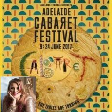 Interview:Ali McGregor, co-Artistic Dir of Adelaide Cabaret Fest