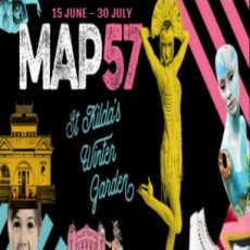 Interview: Michelle Buxton re Map 57: St Kilda's Winter Garden