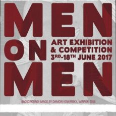 Interview: Brett from The Laird re Men On Men art exhib/comp