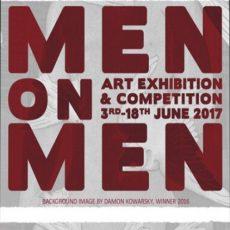 Interview: Brett from The Laird re Men On Men art exhib/comp