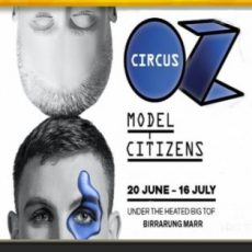 Interview: Rob Tannion & Jarred Dewey re a new show at Circus Oz