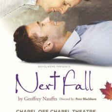 Peter Blackburn, Director and Mark Davis, Actor – Next Fall