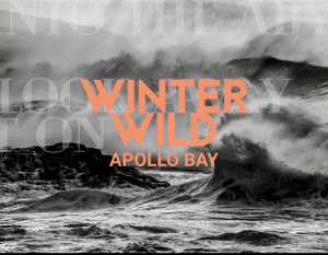 Libby Riches and Peter Mawhinney: Winter Wild and Apollo Bay Writers Festival