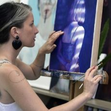 Belinda Wiltshire, Artist