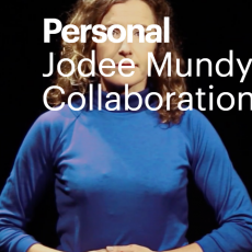 Jodee Mundy – Personal