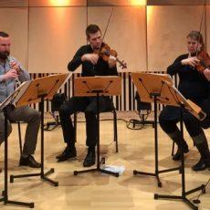 Ben Opie – Inventi Ensemble – Holst's The Planet