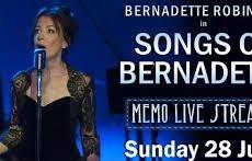 Bernadette Robinson – Singer
