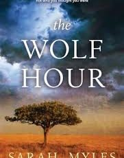 Sarah Myles Author talks to David and Neil on her background and her book – Wolf Hour