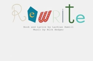 """Rewrite: The Musical"", Jessamae St James and Michaela Burger"