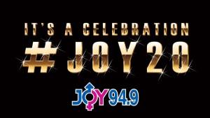 Happy 20th Birthday JOY 94.9
