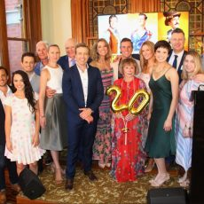 The 2018 Production Company Launch and opening night of Beautiful: The Carol King Musical